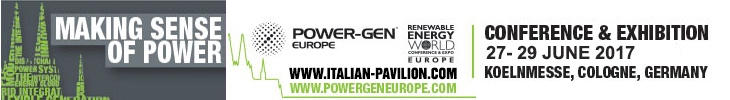POWER GEN EUROPE Cologne – Germany, 27-29 June