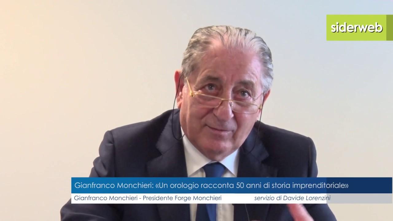 Intervista al Cavalier Gianfranco Monchieri